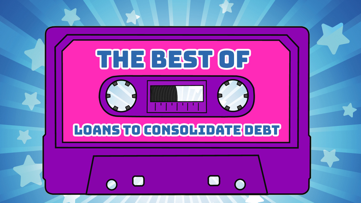 Listen to the sweet sound of debt relief with our list of the best debt consolidation loans here:  #debtconsolidation #debt #experian #loans