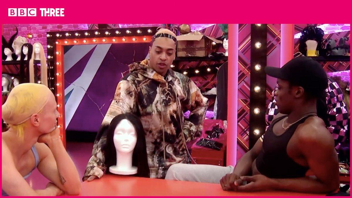 Say hello to our hot NEW British, Black gay icons: @tiakofi, @its_tayce and @AsttinaMandella. We stan you. #DragRaceUK