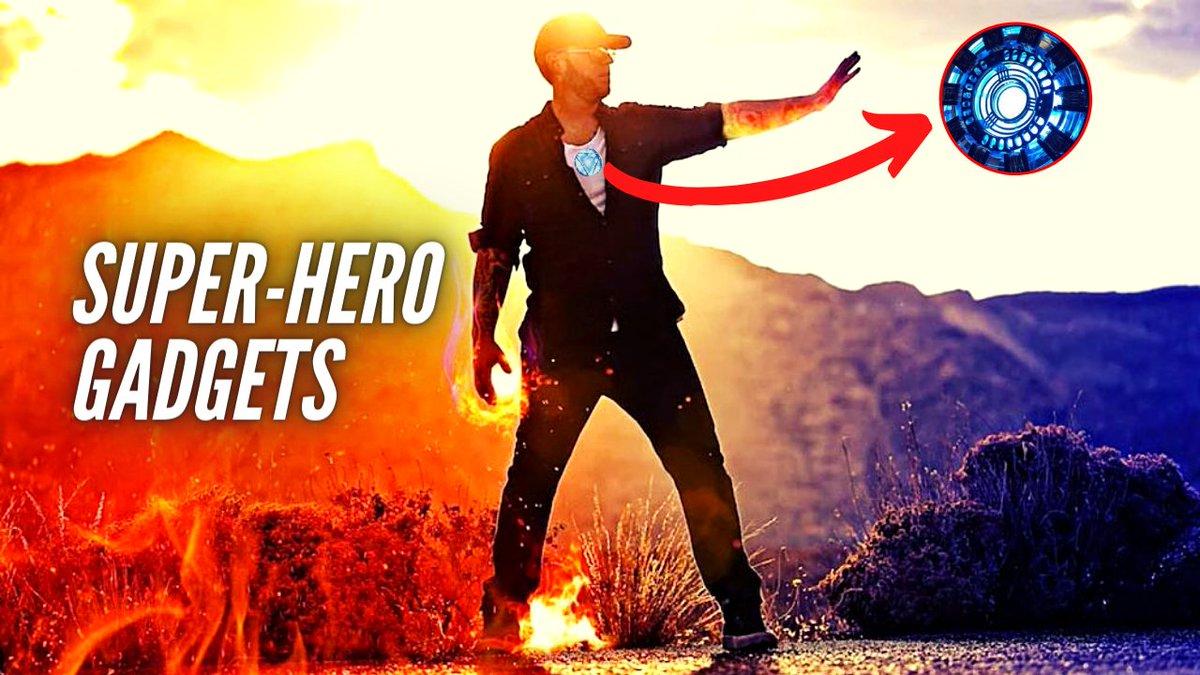 Top 10 Super Hero Gadgets You Can Actually Buy!   Full Video    #thursdaymorning #ThursdayThoughts #thursdayvibes #gadgets #tech #technology #life #geeky #electronic #amazon #techgadgets #gear