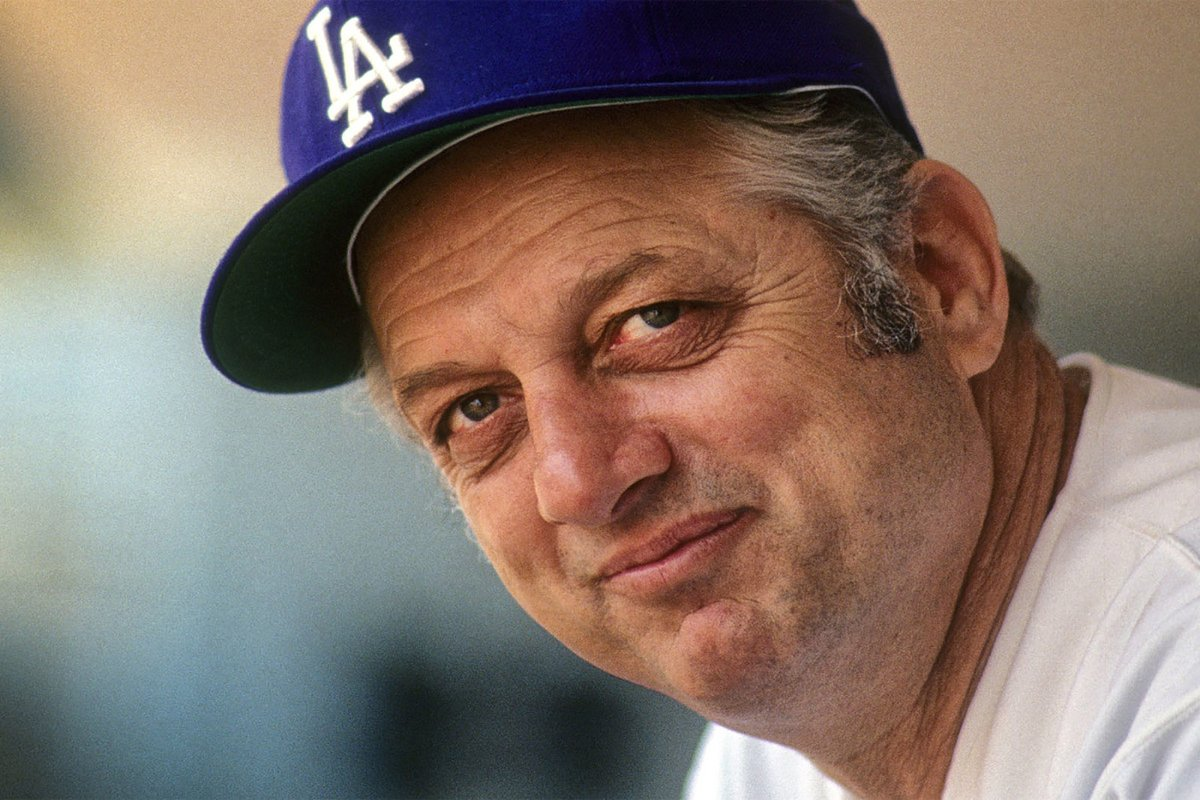 """The passing of @TommyLasorda touched my heart because I knew the @Dodgers legend. In fact, my daughters called him """"Uncle Tommy"""" at his insistence. Here's a reflection on the man I knew.  #RIPTommyLasorda"""
