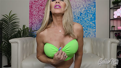 """I just updated the Member's Area of https://t.co/bcxclyRM6r with a Hot FemDom Video. """"Chronic Masturbators"""