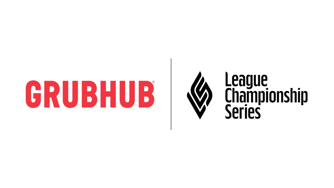 .@LCSOfficial has named@Grubhub as its presenting partner for the 2021 LCS Championships.  Grubhub will be featured in a variety of co-branded activations including future episodes of 'Road to the Finals' and a new segment called 'Delivering the Win'.
