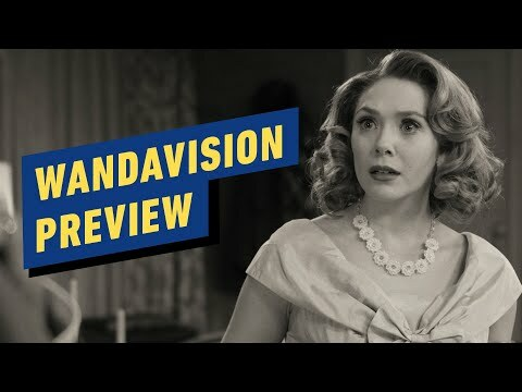 WandaVision Preview: The MCU Like Youve Never Seen It Before Photo
