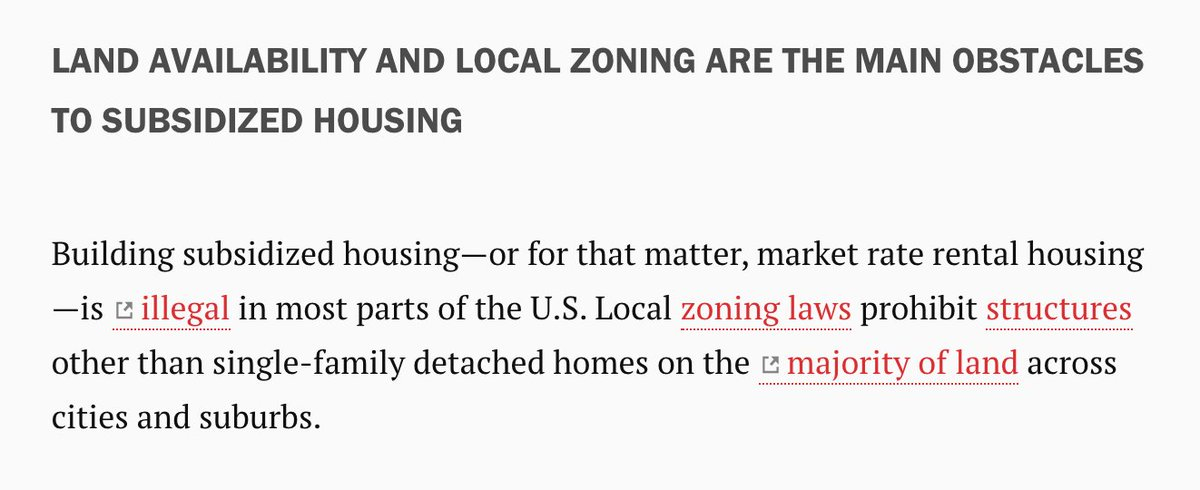 I do wish this point from @jenny_schuetz got more attention: whether your vision for urban housing places more emphasis on new public housing, private-but-subsidized, or market rate, the main obstacle you are going to face *is the same obstacle* https://t.co/ZaNltLsJYc https://t.co/N30YJRquO6