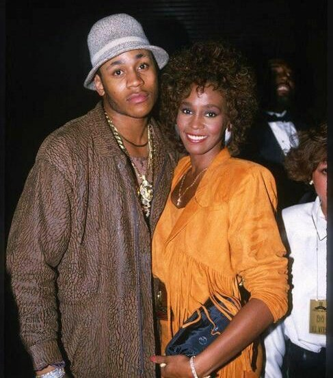 LL Cool J & Whitney Houston  Happy Birthday Uncle L, Fly High Whitney.