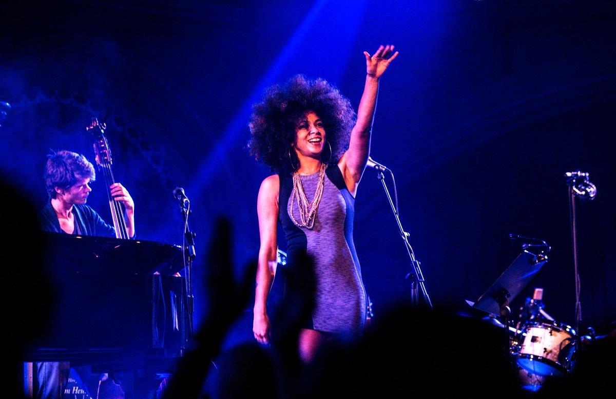 Happy Birthday @kandacesprings ✨ Here's some memories of her EFG London Jazz Festival 2016 performance at @unionchapeluk   Her Alexandra Palace show is on 18 Nov. Info at   #WeAreJazz @yourallypally #HappyBirthday #hbd #birthday  Photos: Tatiana Gorilovsky