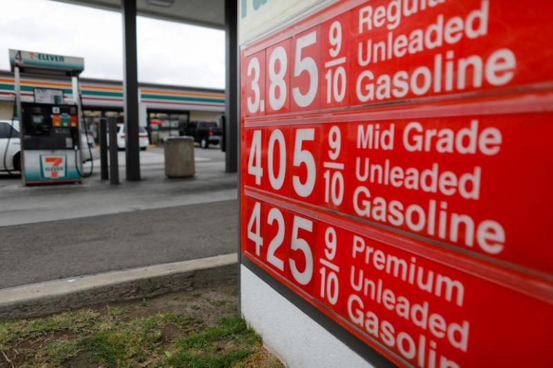 U.S import prices accelerate on higher energy costs