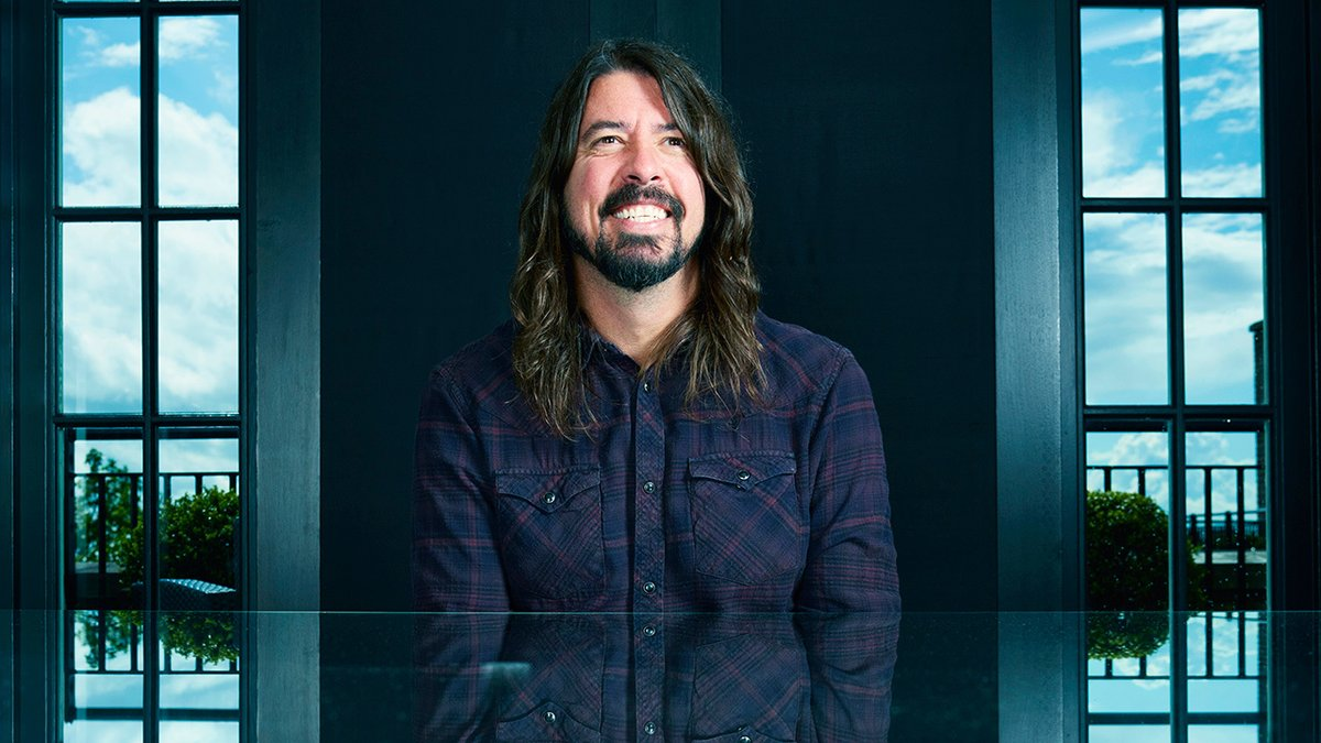 Let's pump the @foofighters in celebration of Dave Grohl's birthday!!! 🎸🥁🎂 https://t.co/nY6N1f47i0