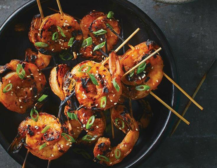 🎉Para esta fiesta tenemos mucha comida deliciosa que hyungwon elegio para dar ¿qué te gustaría comer?🦐
