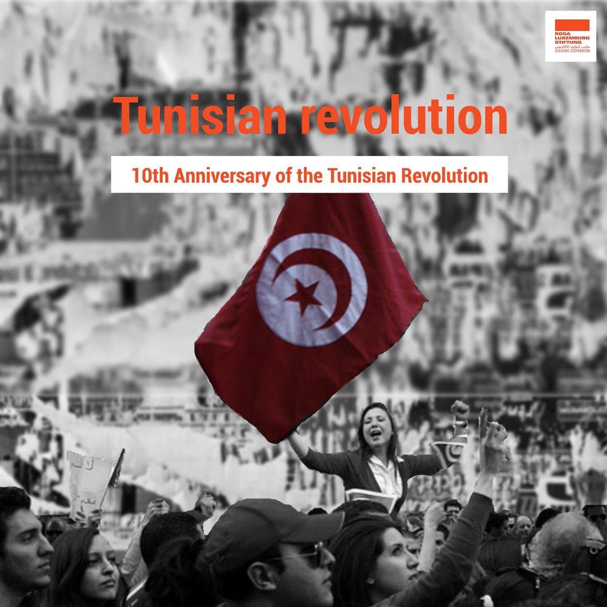 Today marks the #10thAnniversary of the #Tunisian #Revolution #otd