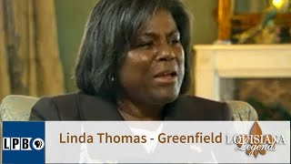 LPB revisits Beth Courtney's Louisiana Legend's interview with Linda Thomas Greenfield, President Elect Biden's nominee as the US Ambassador to the UN.  Friday at 8pm. https://t.co/AC8PuXU5XL