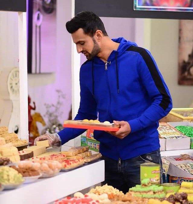 - The maestro @realshoaibmalik on  set of #GoodMorningPakistan with #NidaYasir #ARYDigital #ShoaibMalik #Cricket #Pakistan