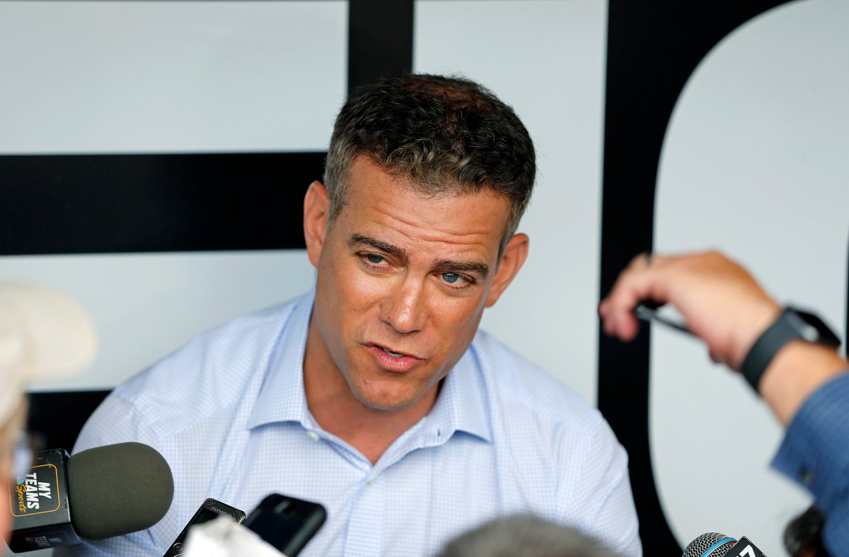 Former Cubs President of Baseball Operations, Theo Epstein, is joining the commissioner's office as a consultant regarding on-field matters, per @MLBBruceLevine