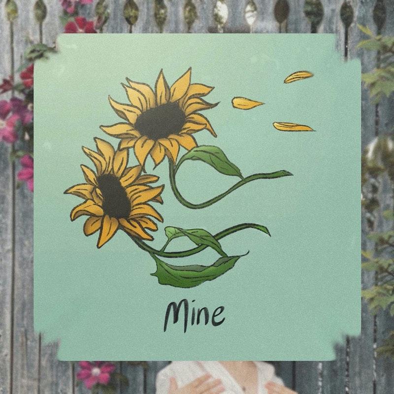 """Listen to """"Mine"""" by Chicago artist Ebony Loren below:    [@ebonylorenmusic]"""