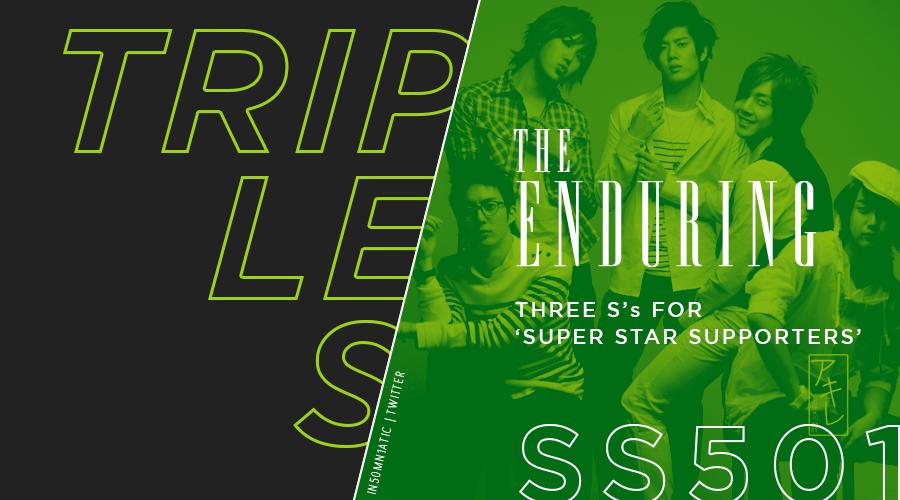 もう一回叫んでよ SS501!  Etymology of the #SS501 fandoms: a thread  #TripleS: The Enduring