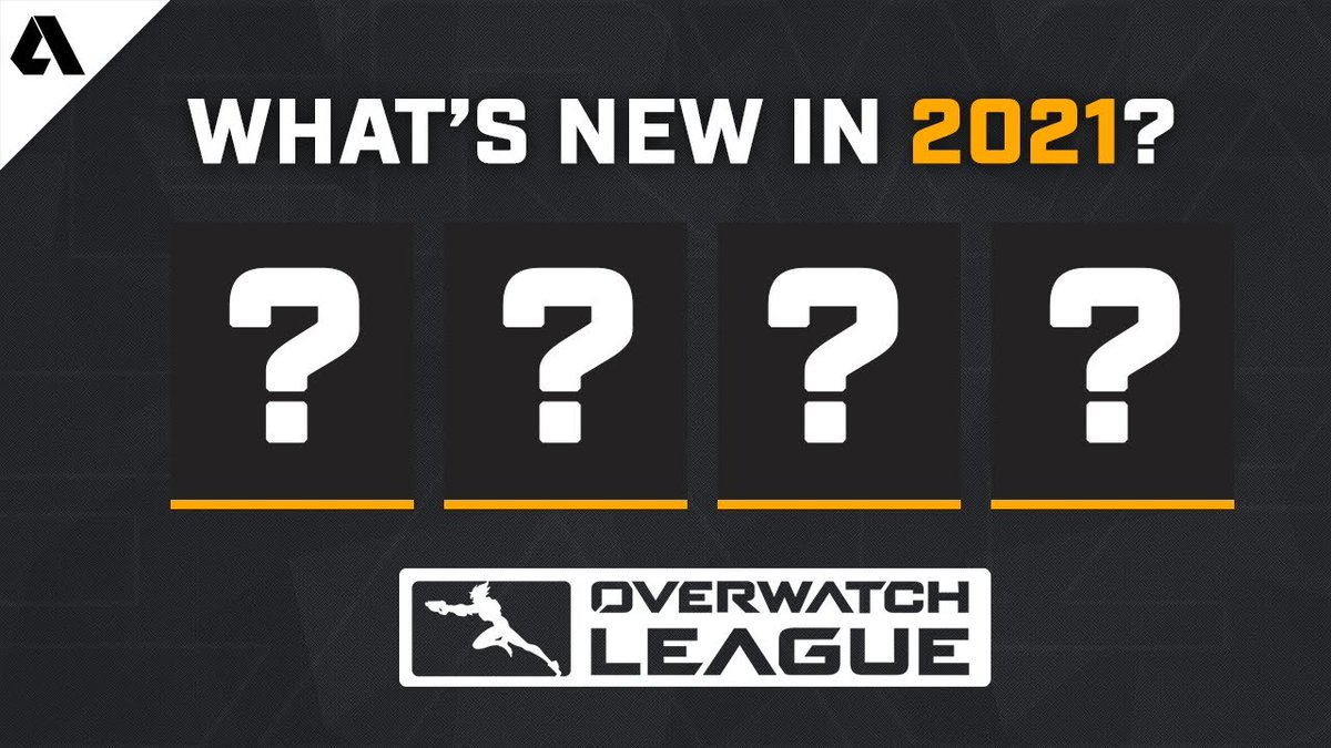 """Akshon Esports - A ton of changes are on the way for the @overwatchleague this year that aim to address several issues and elevate the league, one of which being more """"viewership incentives"""" 👀   WATCH:  #OWL2021 #overwatchleague"""