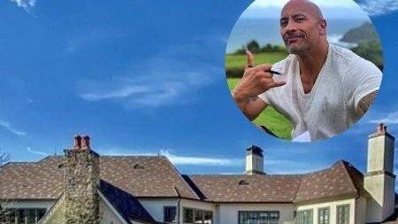 Haja grana! Dwayne Johnson vende fazenda por quase R$ 40 milhões nos Estados Unidos 💰 -->    #therock #DwayneJohnson
