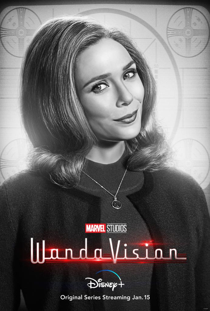 A ✨ visionary ✨ new era is about to begin! @MarvelStudios' @WandaVision starts streaming tomorrow on @DisneyPlus.