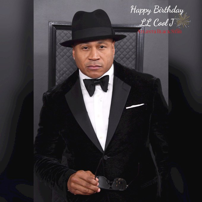 Happy 53rd Birthday LL Cool J! Wishing you many more