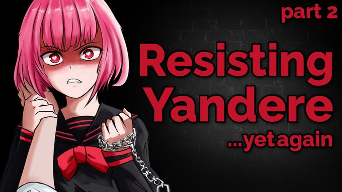 Yanuary continues! Part 2 of my Yandere series is up  https://t.co/0ToT38MDFj https://t.co/vknyL8hoJ