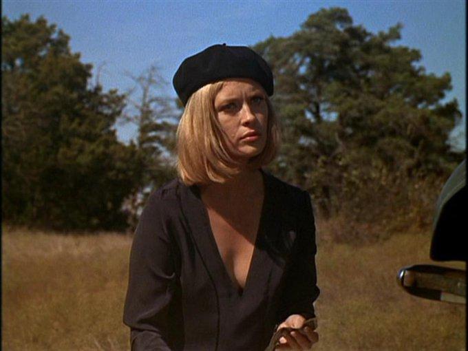 Les chapeaux et bérets de Faye Dunaway... Happy Birthday !