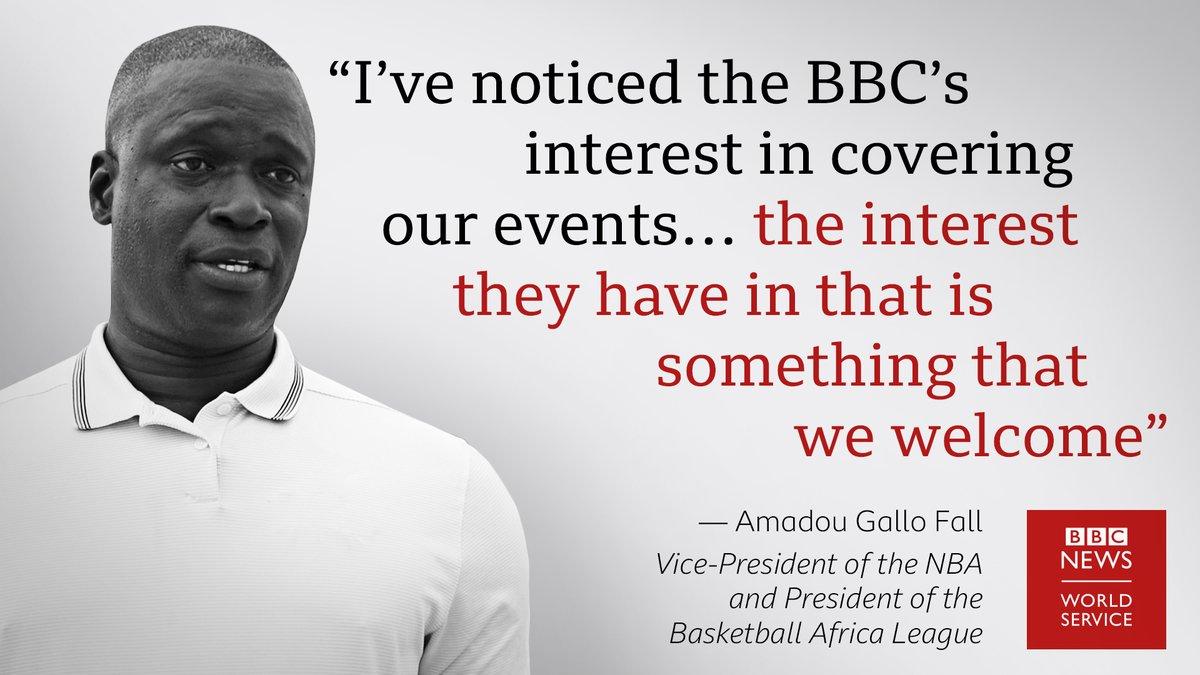 🏀🏀🏀 #BBCWorldService