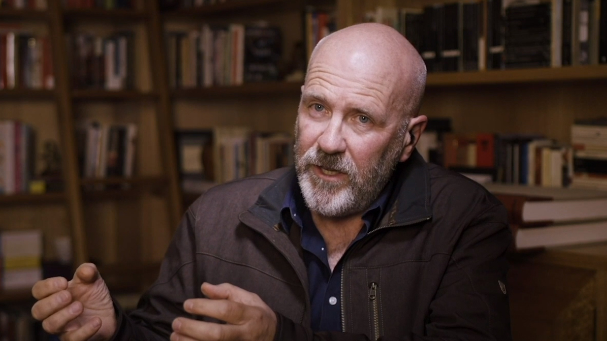 Streaming on demand now: Richard Flanagan in conversation with Jennifer Byrne, talking The Living Sea of Waking Dreams. Watch it online for one week for #amwriting tips, motivation and more:  📚 Have your ticket? Login to Vimeo