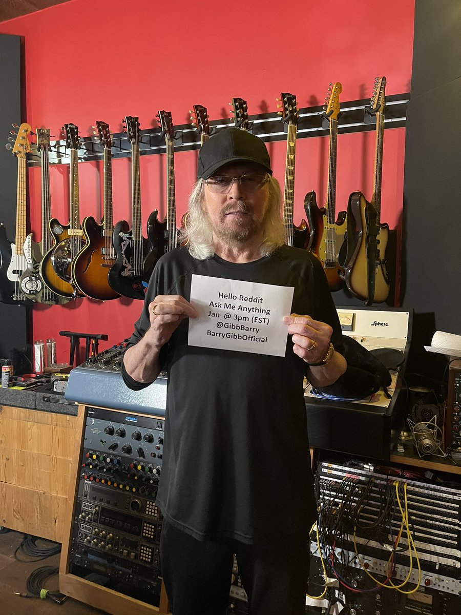 You can ask me anything tomorrow on @reddit (Friday 01/15/21 at 3pm EST)  #AMA