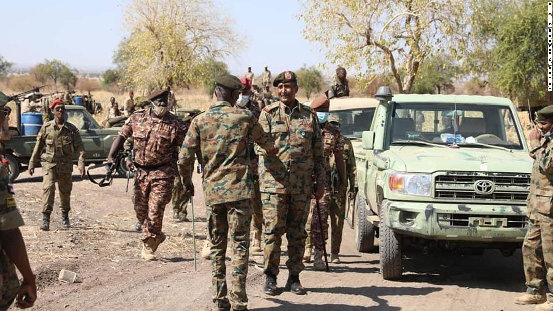 At least 5 dead in Sudan border attack as tensions with Ethiopia escalate Photo