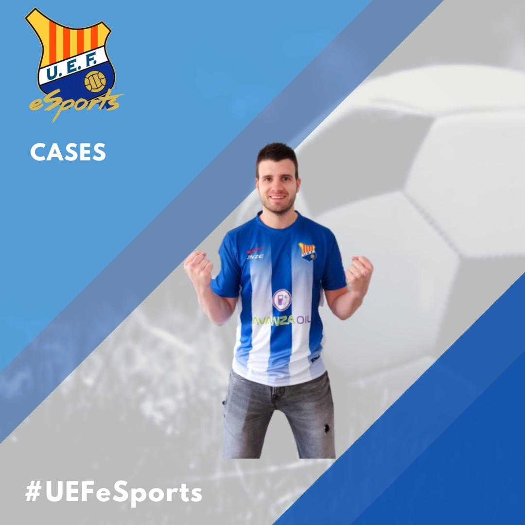 🗣️Soc #capità de dos equips en la modalitat d'#11vs11, i l'any #passat vaig quedar entre els 16 millors #jugadors per a representar a #espanya a l'#europeu. A part, aquest any, participaré en l'#eFootballOpen🎮