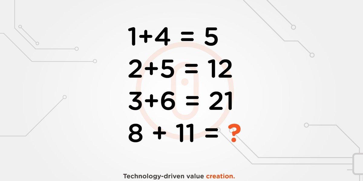 Happy World #LogicDay! 🧠💡 En 2019, la @UNESCO proclamó el 14 de enero como el #DíaMundialdelaLógica, un elemento fundamental para el desarrollo tecnológico. En BINIT nos desafiamos constantemente y nos encanta resolver este tipo de ejercicios. ¿Te animas?🤓#technology4good