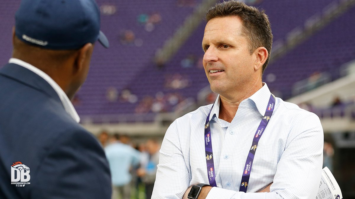 """You've got somebody who's been waiting his turn and has had a plan this whole time. … Now he finally gets to put that into action [and] that's an exciting thing to see.""  ESPN Vikings reporter @CourtneyRCronin on our new GM George Paton »"