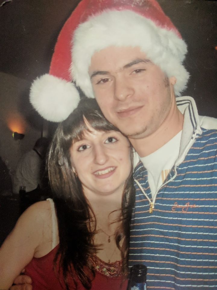 #TBT work Christmas party and this guy and I started the party on the dance floor! 😉😉😉😉 #Work #Christmas #Parties #Party #Crush #Cute #dance #dancer #dancing #TagsForLikes #dancerecital #music #song #songs #ballet #dancers #dancefloor #classy #soiree #restaurant #fun