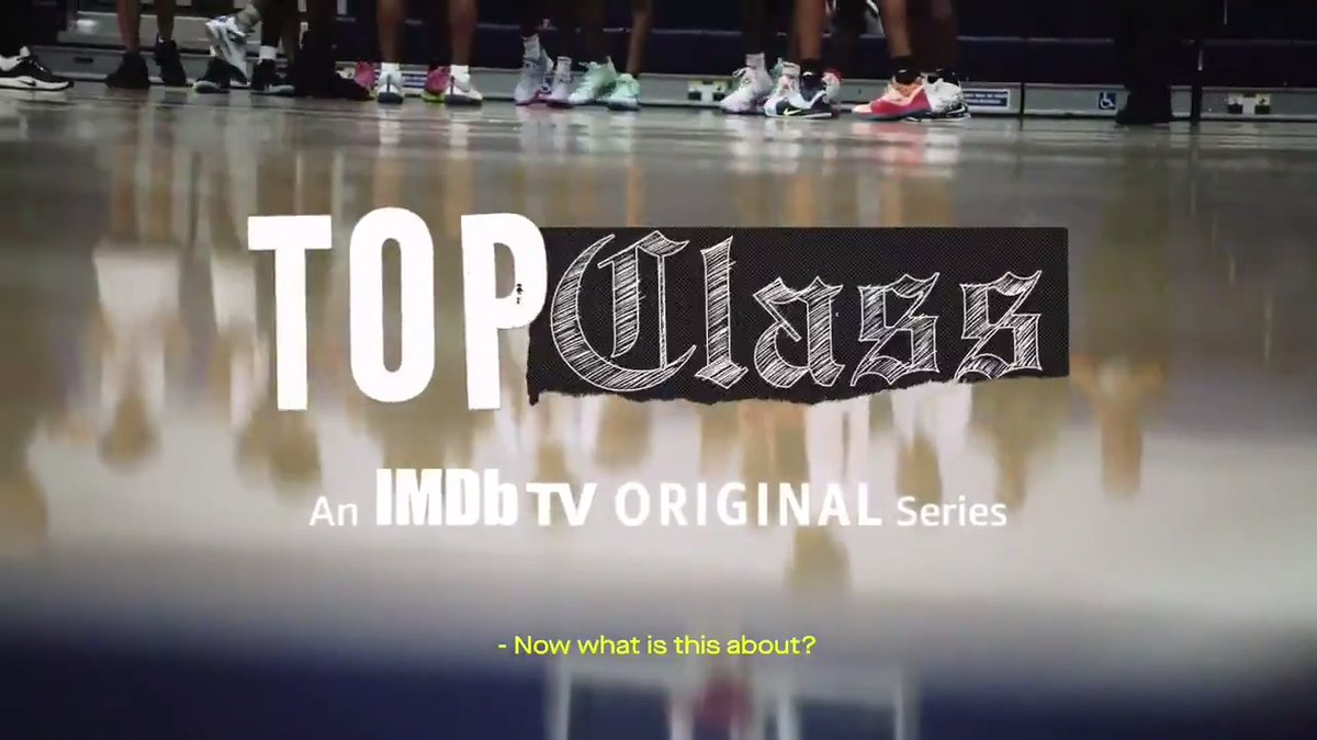 TOUGH!!! 🔥🐎 @uninterrupted @IMDbTV Young 👑's!! #TopClass