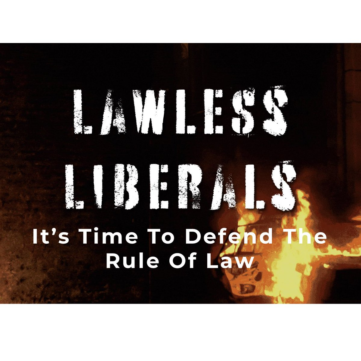 "@chrislhayes True ... REPUBLICAN ATTORNEYS GENERAL ASSOCIATION ran ads for more than 6 months straight around ""lawless liberals"" & the rule of law.  Than last week it was reported they promoted & organizing the rally turned deadly riot & their former CHAIR (AG Ken Paxton) spoke at the event."