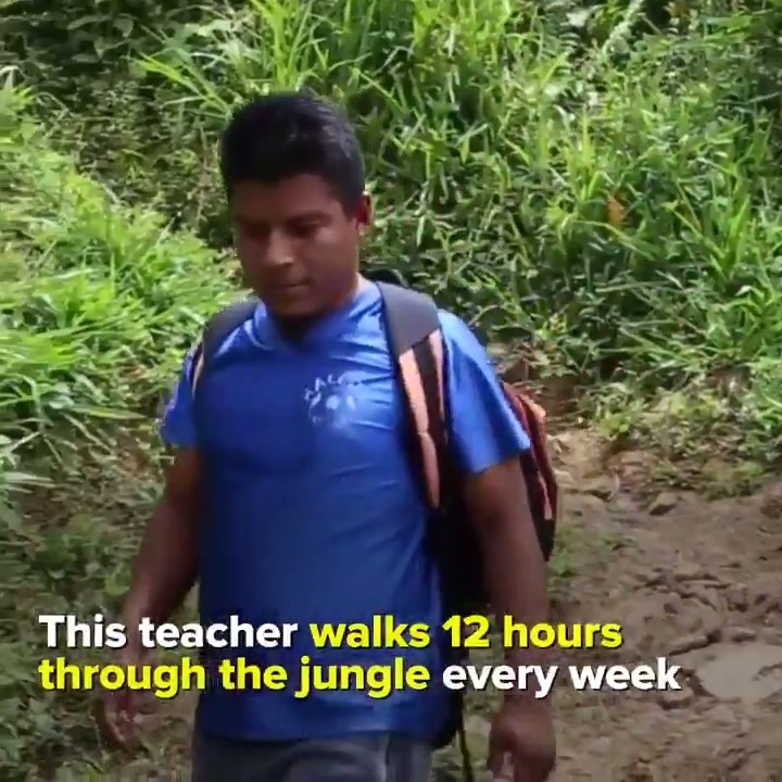 👣 Will you walk 12 hours to help kids in your community continue learning? https://t.co/DVpuj81JwS