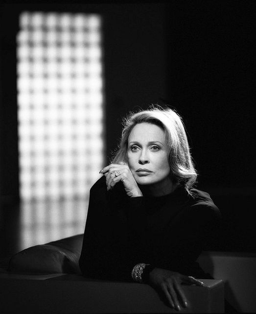 Happy Birthday to Faye Dunaway who turns 80 today!  Photo by Timothy White.