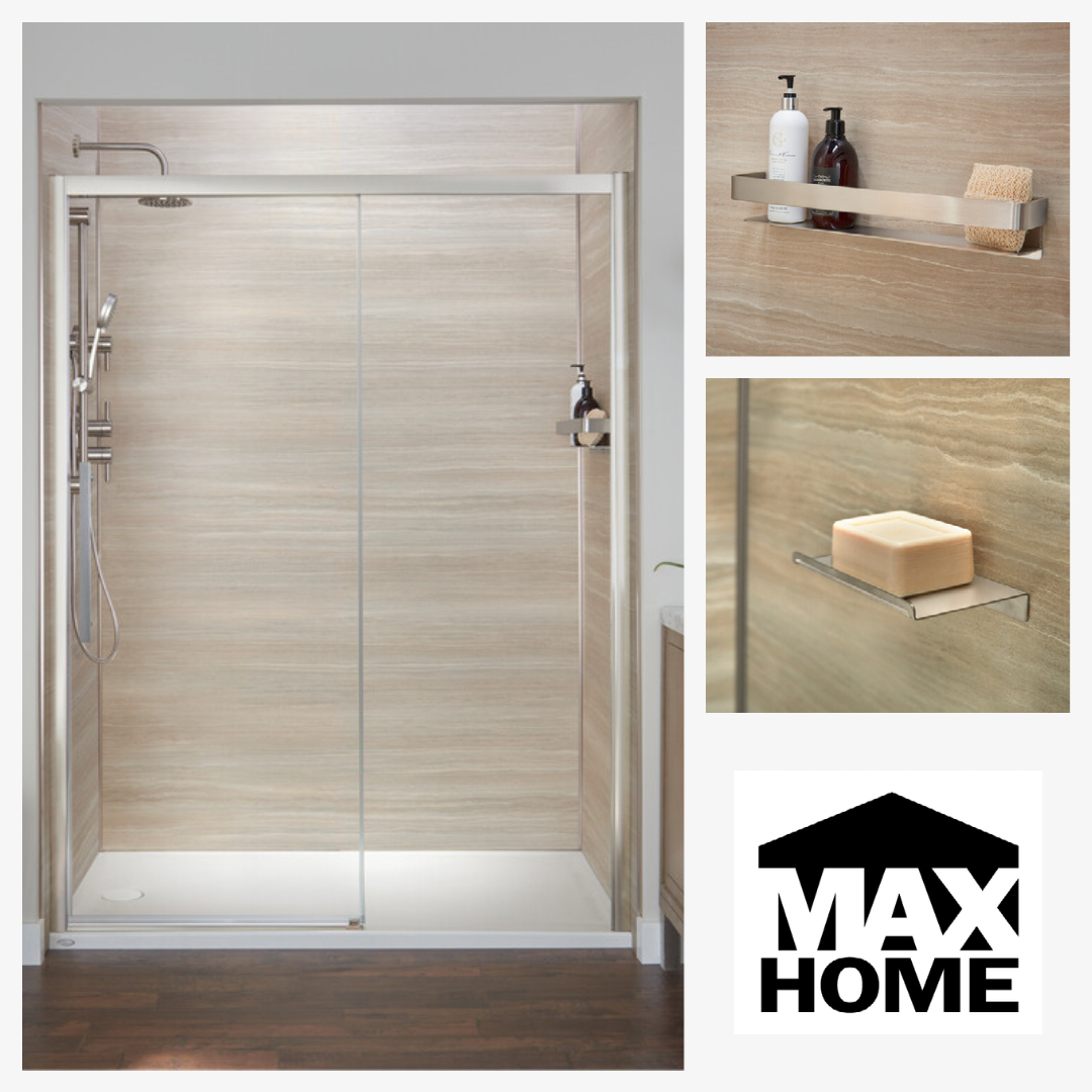 #ThursdayThought What would you do with all the extra space and storage a new walk-in shower provides?  Are you ready for a new bath or shower?