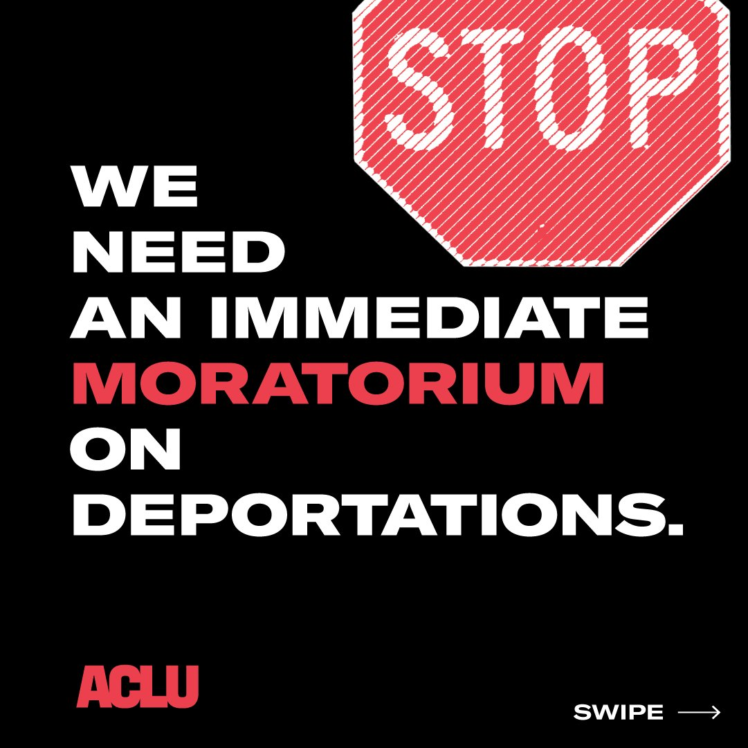 It's time for a deportation moratorium — and a commitment to a more just and humane vision for immigrants' rights.