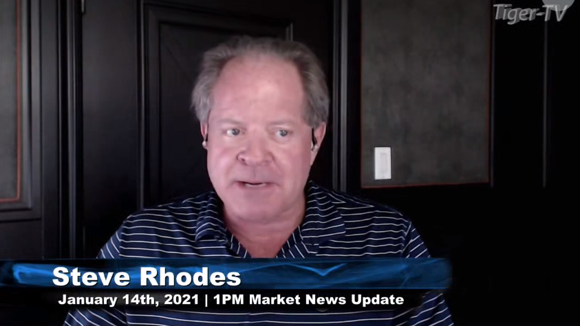 Steve Rhodes hosts the 1PM Market News Update for Thursday on @TFNN and discussed $ES $INDU $CL $NQ $GC and more! #Financialeducation #TradingView #MasteringProbability #StocksToTrade #TFNN #StocksToWatch #Learntotrade