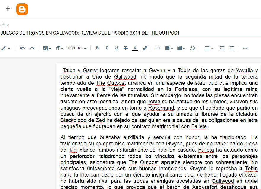 #TheOutpost is calling someone else... Doing my homework after a so long break... I feel so rusty! Writing episode 11 review in Spanish right now... 😂 #TheOutpostseries #Outpostseries #Talon #Garret #GarretSpears #Gwynn #Zed #Blackbloods