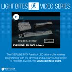Learn more about EVERLINE LED Drivers- PWX Family https://t.co/BM9fZ5UCPg #ult #ledupgrade #everline #lightbites #pwxdrivers #leddrivers