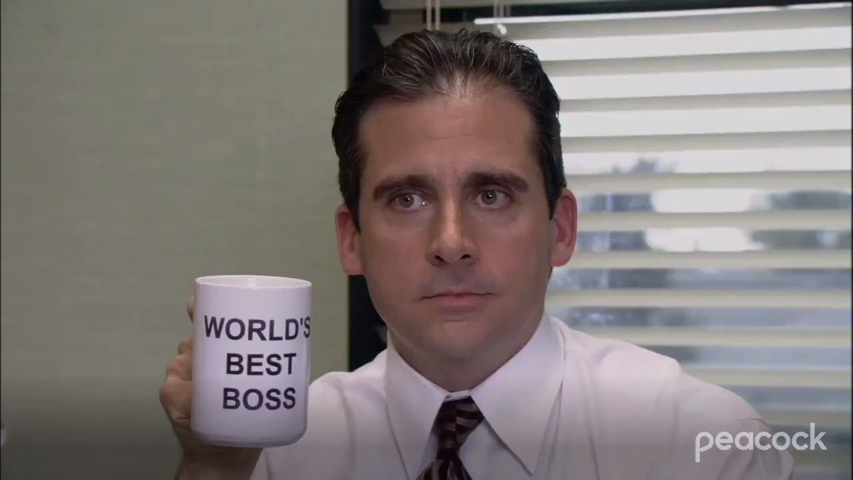 Going back in time to where #TheOffice began. ❤️