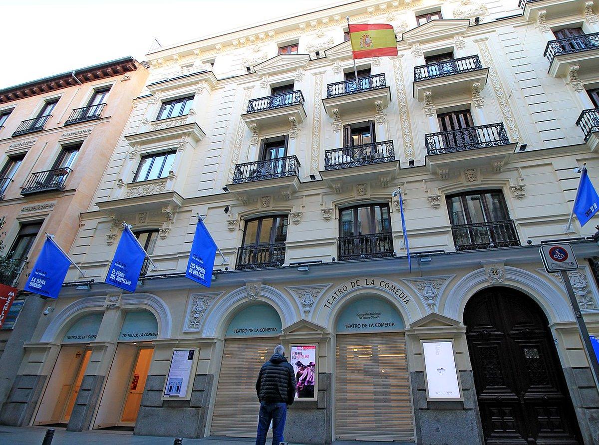 """El INAEM reabre sus teatros en Madrid """"de forma progresiva"""" tras la borrasca que ha azotado al  #madrid #reapertura #teatros #progresivo #borrasca #filomena @centrodramatico @TEATROCLASICO @BiancoDaniel @TeatroZarzuela"""