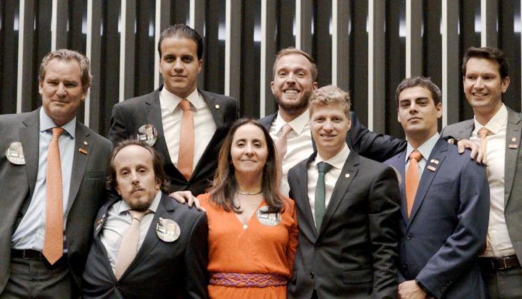 O @partidonovo30 decidiu lançar @marcelvanhattem como candidato a presidente da @camaradeputados. Saiba mais: