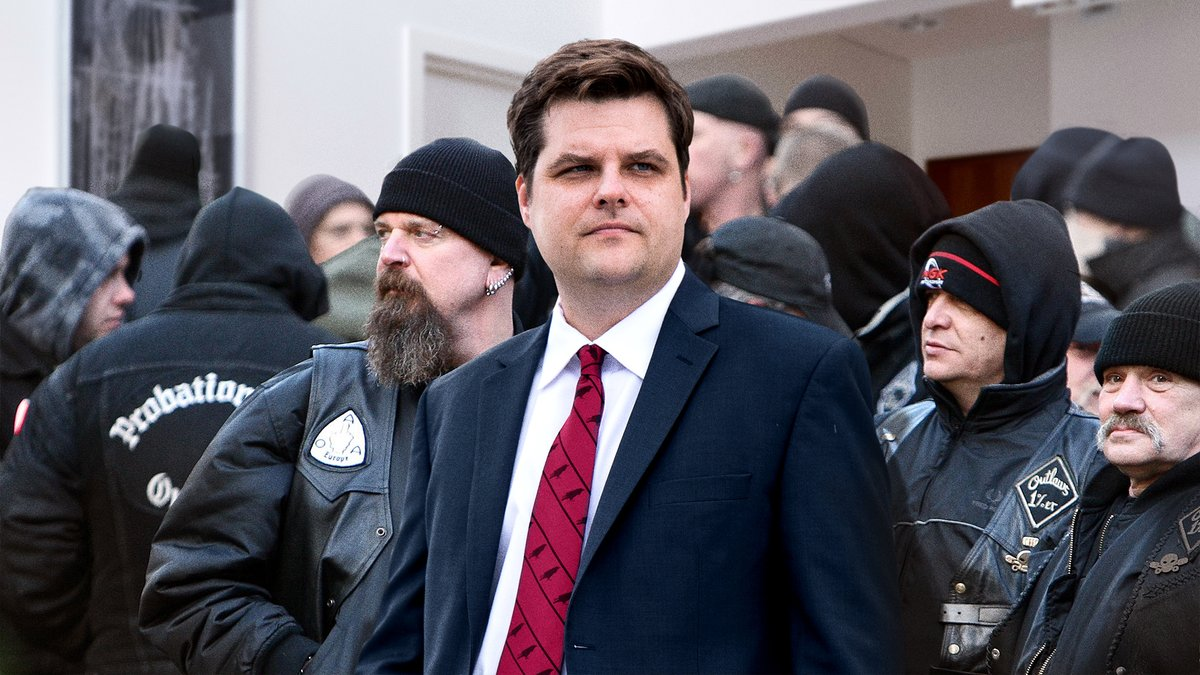 Matt Gaetz Forced To Host Hundreds Of White Nationalists After Airbnb Pulls D.C. Listings