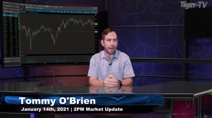 Tommy O'Brien hosts the 2PM Market News Update for Thursday on @FTNN and discussed $BTC $RTY $CL $GC $VIX and more! #Learntotrade #TFNN #StockMarketNews #Financialeducation #TradingView #ThursdayThoughts #RocketEquities #StocksToTrade