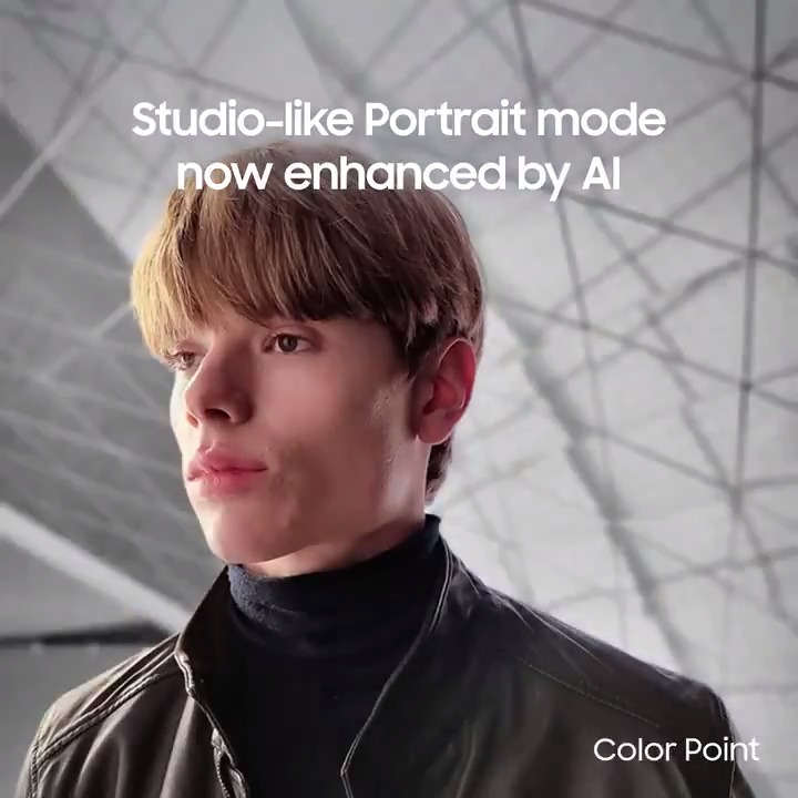 Portraits get a face lift. #GalaxyS21 Ultra #SamsungUnpacked  Learn more:
