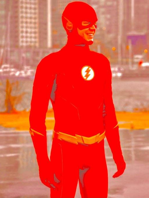 Happy Birthday To The One And Only Barry Allen/The Flash Grant Gustin
