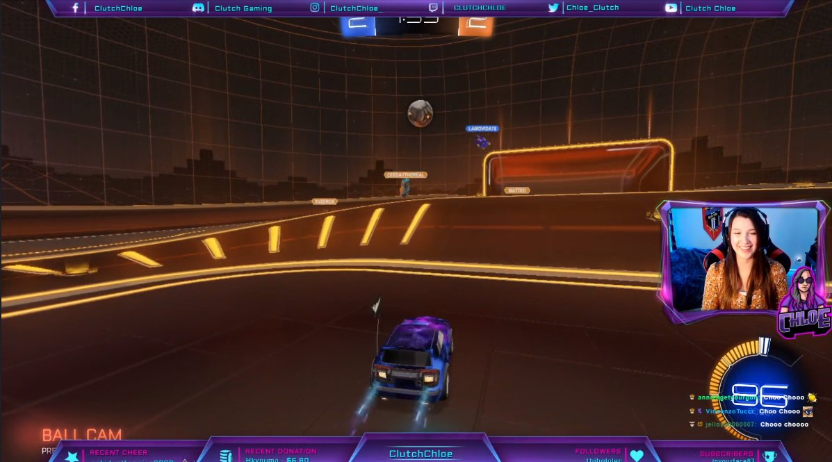 Heyyy yeahh! You know what time is NOW! Is HYPE TIME! @chloe_clutch is now #livestreaming at #twitch ! Come and drop HI in the chat! You can join and play some #RocketLeague ! LETS GOOOO!  #twitchstreamer #TwitchStreamers #XboxSeriesX #XboxSeriesS #viral